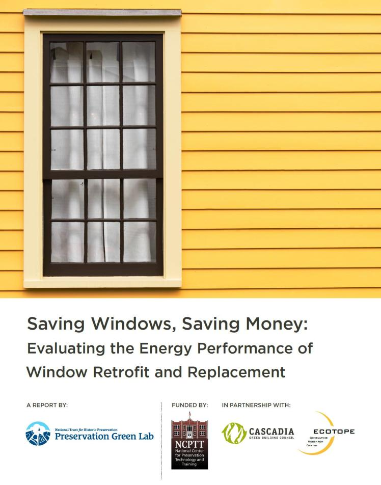 Saving Windows, Saving Money